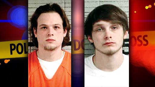 Kevin Jack  Chamaty, left and Michael Chase Havard are shown above.