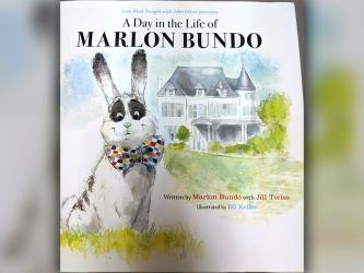 """A Day in the Life of Marlon Bundo"" has a three-year-old's mother worried her child  could pick out a copy of the book, which contains homosexual and political overtones."