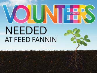 Feed Fannin is looking for individuals to join them in their mission of eliminating hunger in Fannin County.