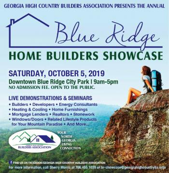Homebuilder's Showcase - 2019