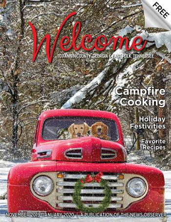 Holiday Welcome Cover