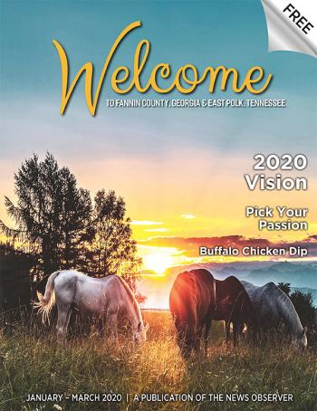 Welcome 2020 - New Year's E-Edition